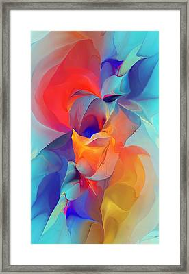 I Am So Glad Framed Print by David Lane