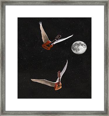 I Got You  Framed Print by Eric Kempson