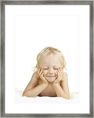 I Wish...... Framed Print by Johan Larson