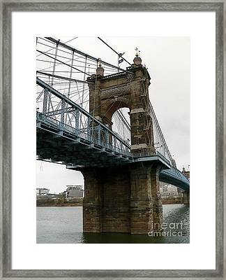 Ides Of March Movie Locale - 2 Framed Print by David Bearden