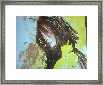 If I Could Framed Print by Navjeet Gill