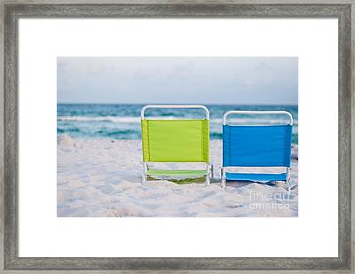 If I Were A Chair... Framed Print