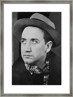 Ignazio Silone 1900-1978, Italian Framed Print by Everett