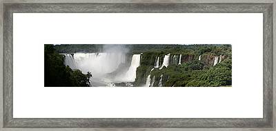 Iguazu Falls Framed Print by Andrei Fried