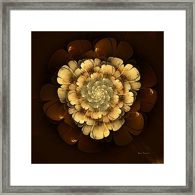 Illusions Of Grandeur Framed Print