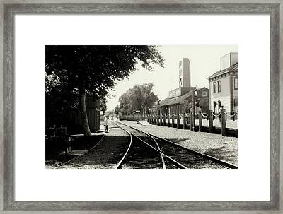 Framed Print featuring the photograph I'm Coming Home by Tanya Tanski