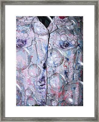Imagination3 Framed Print by HollyWood Creation By linda zanini