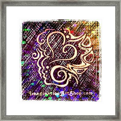 Imaginationartshop.com For Sweet Framed Print