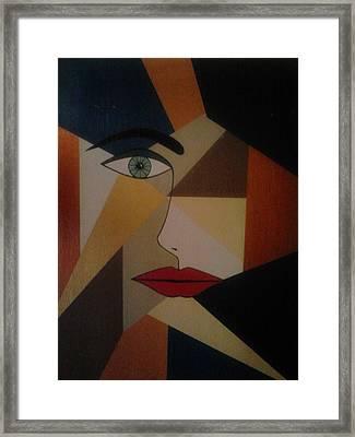 Imagine Framed Print by John paul