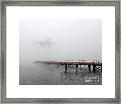 Framed Print featuring the photograph IMC by Alex Esguerra