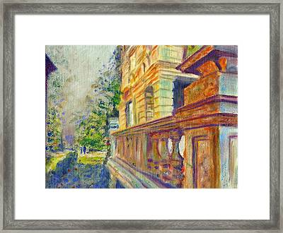 Img063 Framed Print by Horacio Prada