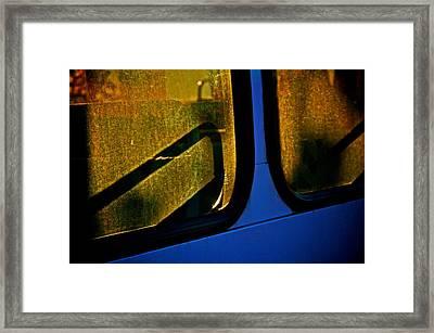 Impaired Vision Framed Print by Odd Jeppesen