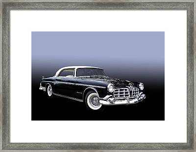 Imperial At 55 Framed Print by Bill Dutting