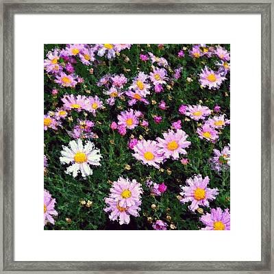 Impressionist Art #originalart #artwork Framed Print by Fotochoice Photography