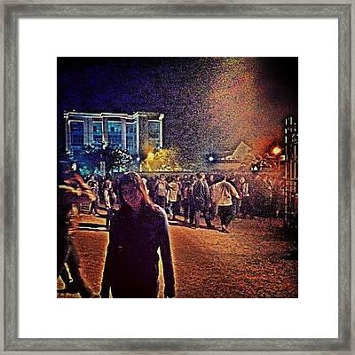 #impressionist Framed Print by Vika Klaretha Dyahsasanti