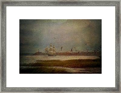 In Another Lifetime Framed Print