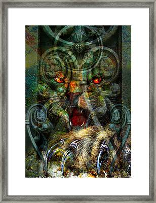 In The Dark. Framed Print by Nato  Gomes