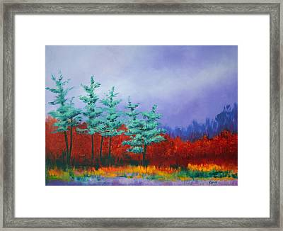 In The Dunes 2 Framed Print by Karin Eisermann