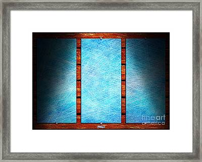 In The Light Framed Print by Cristophers Dream Artistry