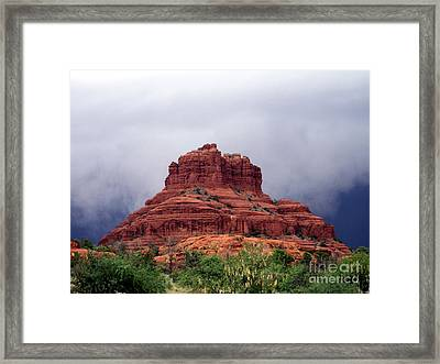 In The Midst Framed Print by Jimmy Fox