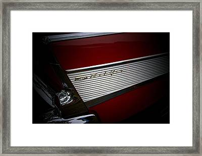 Framed Print featuring the photograph In The Spotlight by John Schneider