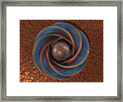 Inclusion Framed Print