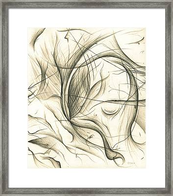 Incu-ception Framed Print
