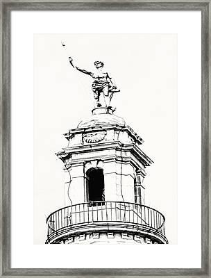 Independent Man2 Framed Print