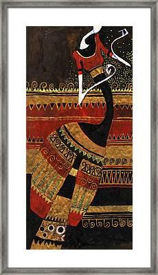 India 9 Framed Print by Maya Manolova