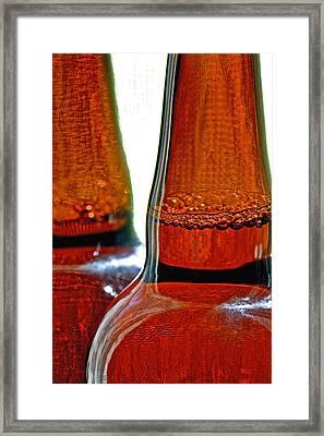 India Pale Ale Framed Print by Bill Owen