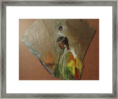 Indian Girl  Framed Print