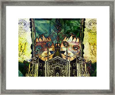 Industrial Deetz Framed Print by Eleigh Koonce