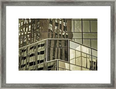Industrial Framed Print by Joan Carroll