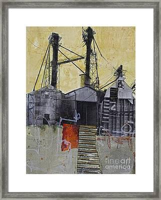 Industrial Landscape 1 Framed Print