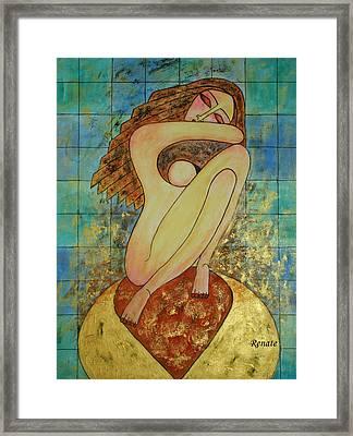 Inner Peace..... Framed Print