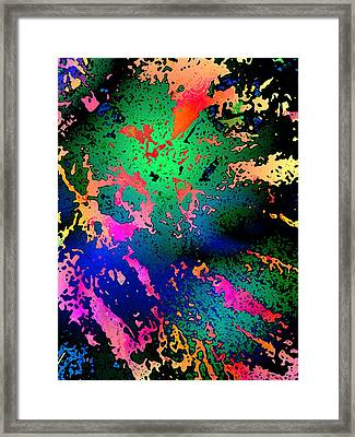 Framed Print featuring the photograph Inner Space by David Pantuso