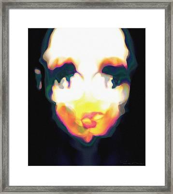 Inner Framed Print by Tamara Natividad