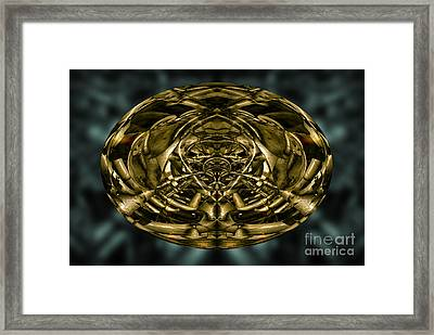 Inner World Framed Print