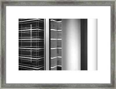 Inside Looking Out Framed Print by John  Bartosik