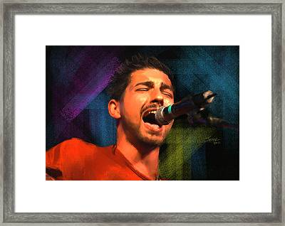 Inspire Framed Print by Robert Smith