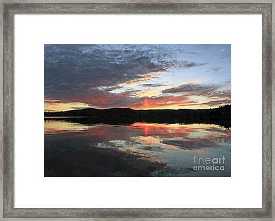Inspired By Nature - Algonquin Provincial Park Framed Print by Inspired Nature Photography Fine Art Photography