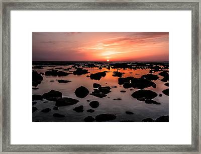 Framed Print featuring the photograph Inspired Light by Edgar Laureano