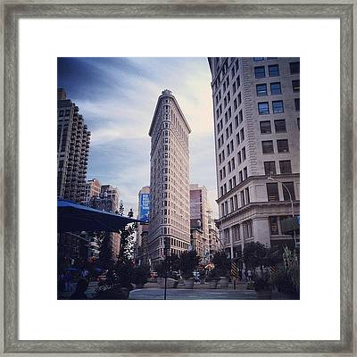 #instagram #instamood #instagood Framed Print