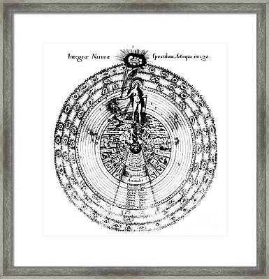 Integrae Naturae, 17th Century Framed Print by Science Source