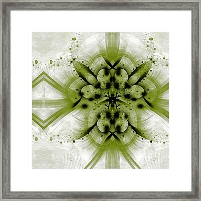 Intelligent Design 3 Framed Print