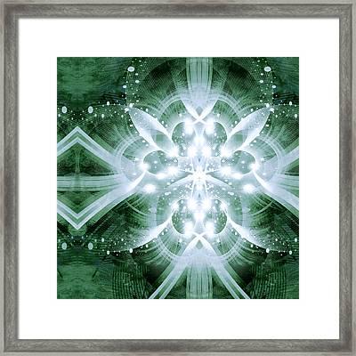 Intelligent Design 5 Framed Print