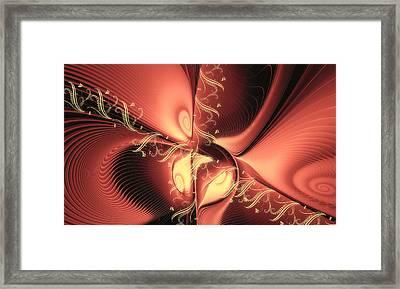 Intimate Fantasies Framed Print