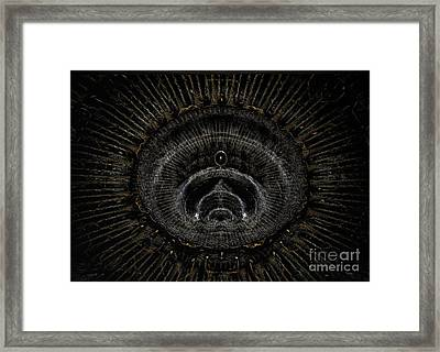 Into The Next Dimension Framed Print by Jan Willem Van Swigchem