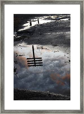 Into The Other World Framed Print by Devon Stewart
