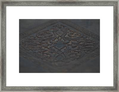 Intricacies Framed Print